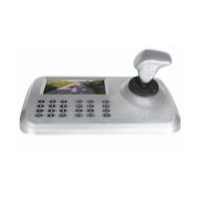 PTZ Controller IP 3D (Pan/Tilt, Zoom) Joystick with 5'' Monitor [3541]