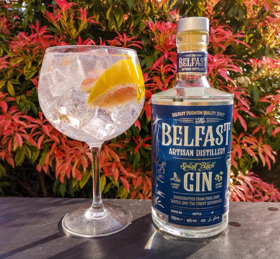 Win a Bottle of Belfast Gin!