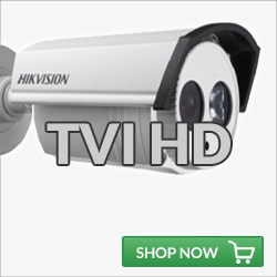 TVI HD Hi Definition Cameras
